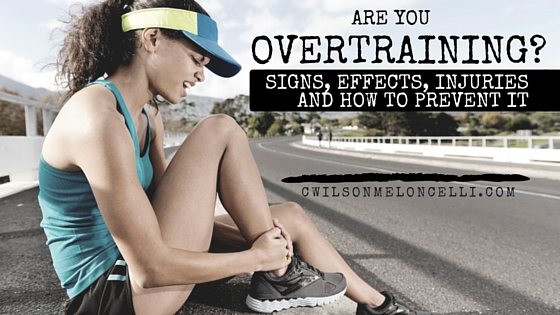 Are you overtraining, overtraining, signs of overtraining, effects of overtraining, exercise, sports injuries, ligaments, ligament damage, cortisol, flow training, balance training, flow state