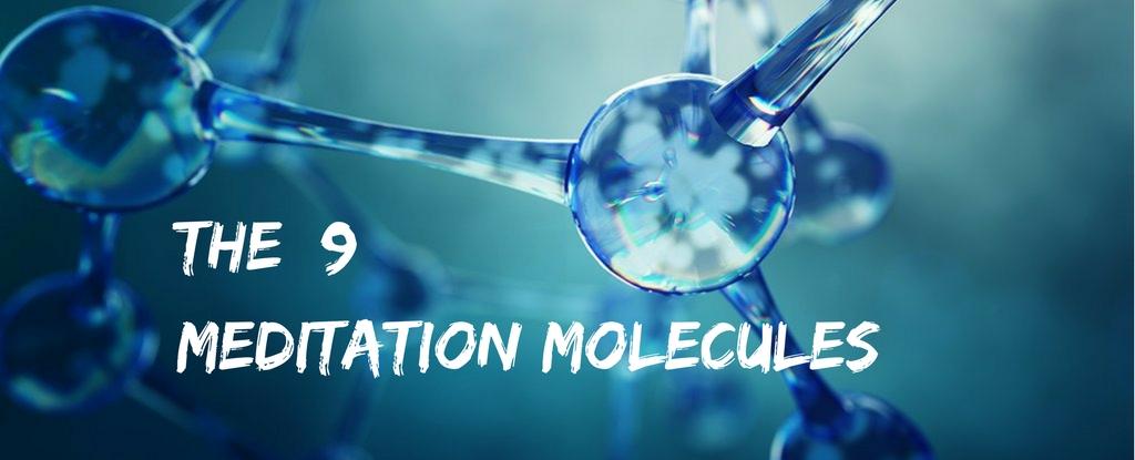 meditation molecules, flow state, flow state meditation, flow state meditation molecules, 9 meditation molecules