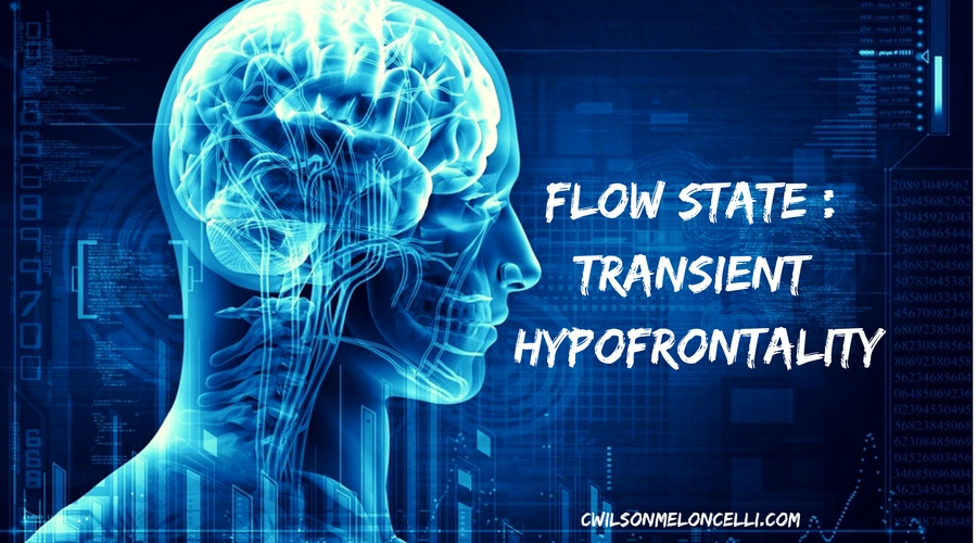 transient hypofrontality, flow state, flow state fear