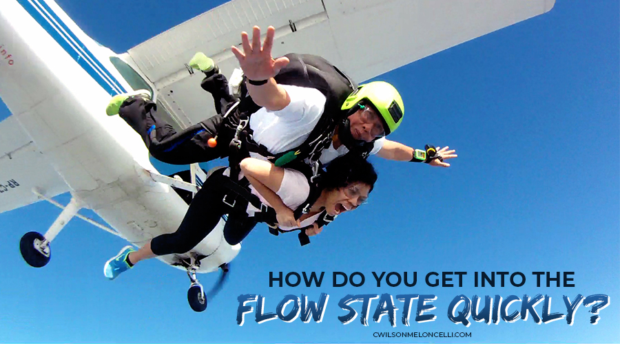 How Do You Get Into the Flow State Quickly?