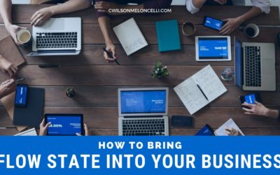 "How to Bring the ""Flow State"" into your Business"